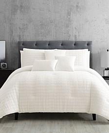Kasuga 6 Piece King Comforter Set
