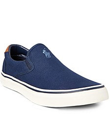 Men's Thompson Canvas Low-Top Sneaker