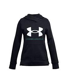 Big Girls Rival Logo Hoodie
