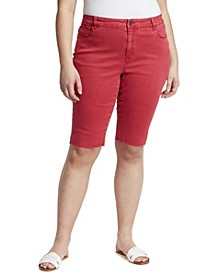Women's Plus Carrie Skimmer Short