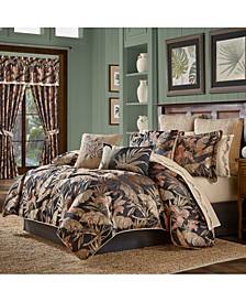 Martinique Queen Comforter Set