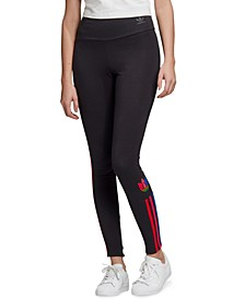 Women's adicolor 3D Trefoil Leggings