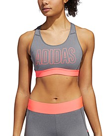 Women's Don't Rest Medium-Support Sports Bra