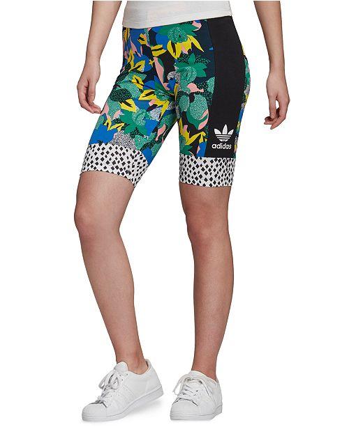 adidas Women's HER Studio London Cycling Shorts