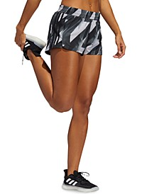Women's Pacer Here to Create Printed Shorts