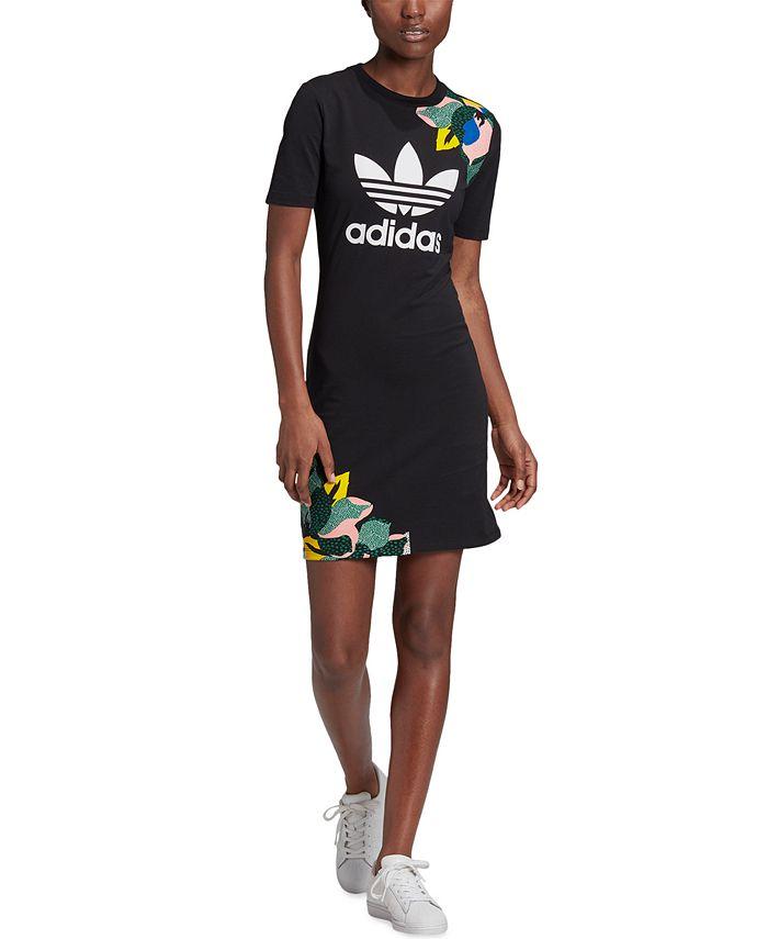 adidas Women's HER Studio London T-shirt Dress & Reviews - Dresses ...