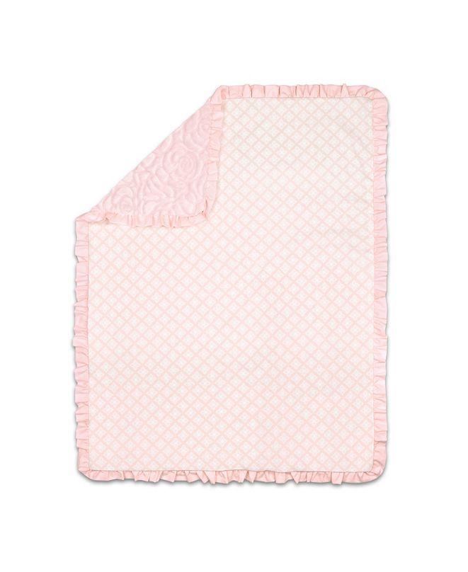 The Peanutshell Rose Blanket