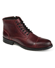 Men's Barton Cap Toe Ankle Boot