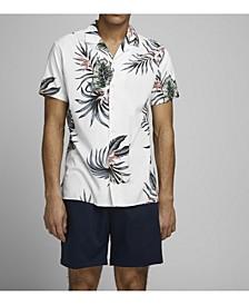 Men's All Over Printed Resort Short Sleeve Shirt