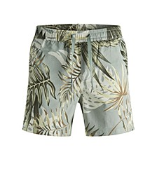 Men's All Over Printed Woven Short