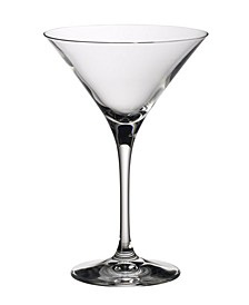 Purismo Martini and Cocktail Glass, Set of 2