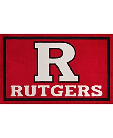 "Rutgers Colru Red 5' x 7'6"" Area Rug"