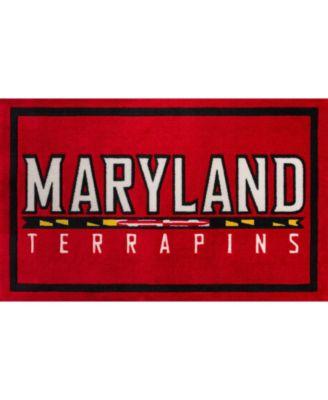 "Maryland Colmd Red 1'8"" x 2'6"" Area Rug"