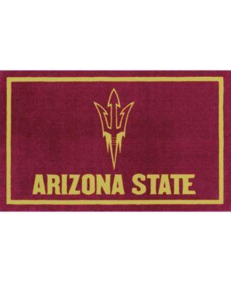 "Arizona State Colas Maroon 1'8"" x 2'6"" Area Rug"