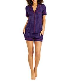 Ultra-Soft Pajama Set, Created for Macy's