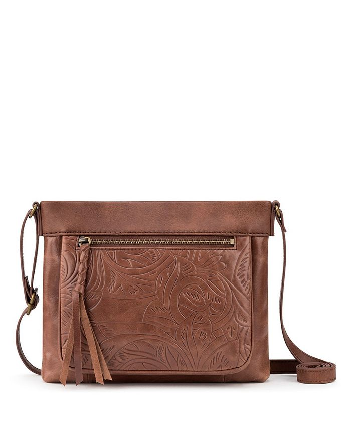 The Sak - Sanibel Leather Mini Crossbody