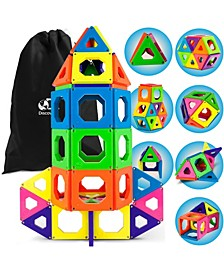 Toy Magnetic Tiles 50 Piece