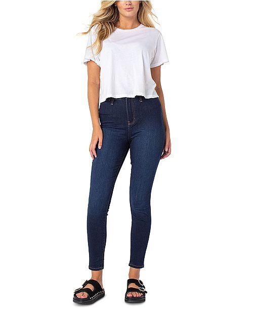 Kendall + Kylie Skyscraper High Rise Skinny Jeans