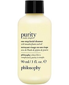 Purity Made Simple Cleanser, 3-oz.
