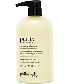 Purity Made Simple Cleanser, 22-oz.