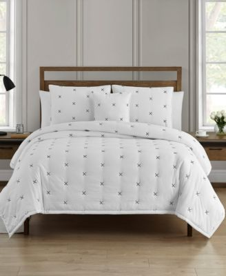 Jessica Megan 4 Piece Queen Comforter Set