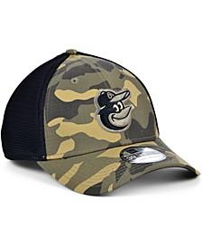 Men's Baltimore Orioles Camo Neo 39THIRTY Cap