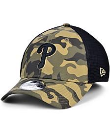 Men's Philadelphia Phillies Camo Neo 39THIRTY Cap