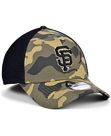 Men's San Francisco Giants Camo Neo 39THIRTY Cap