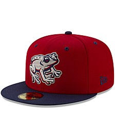 Lehigh Valley IronPigs 2020 Copa De la Diversion 59FIFTY-FITTED Cap
