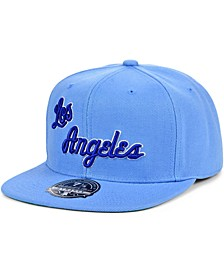 Los Angeles Lakers Team Ground Fitted Cap