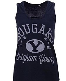 Women's Brigham Young Cougars Jersey Tank
