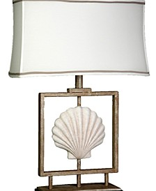 Fabric Shade Table Lamp