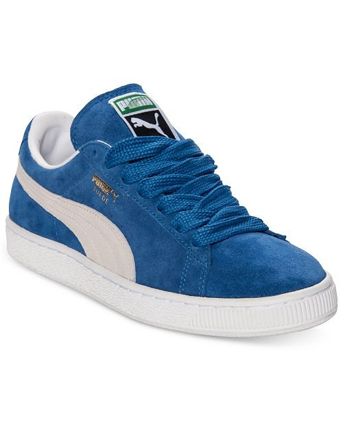 0d669ca881da Puma. Men s Suede Classic Casual Sneakers from Finish Line. 16 reviews.  main image  main image ...
