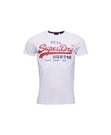 Men's Vintage-Like Logo Premium Goods T-shirt