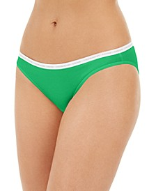 CK One Cotton Singles Bikini Underwear QD3785