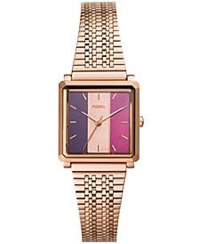 Women's Julienne rose Gold-Tone Mesh Watch 26mm