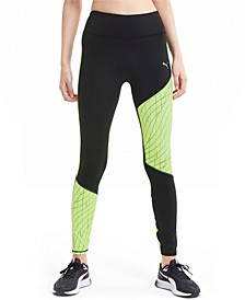 Women's Colorblocked Running Leggings