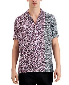 Men's Short Sleeve Noah Spliced Shirt