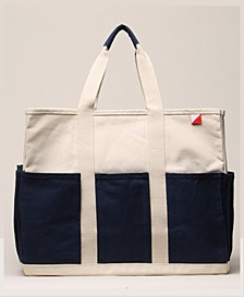 Women's Grocery Craft Bag - Large