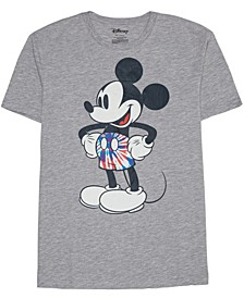 Men's Mickey Tie Dye T-shirt