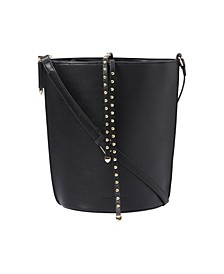 Women's Lights Camera Bucket Bag