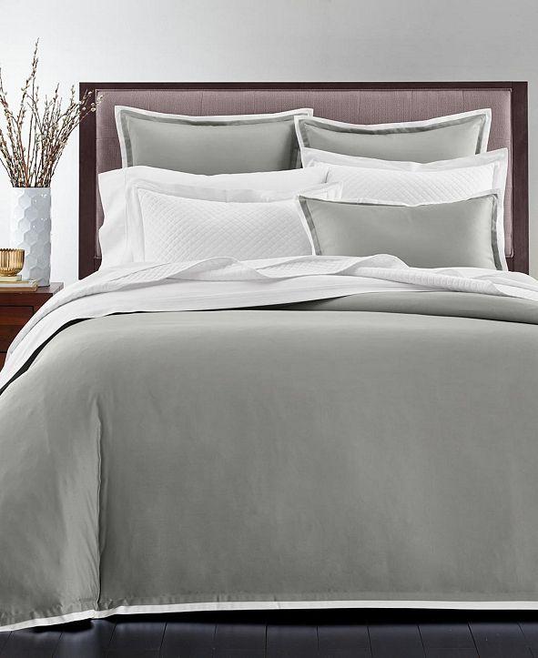Charter Club Sleep Luxe Twin Duvet Set, Created for Macy's