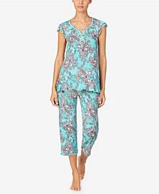 Women's Short Sleeve Pajama Top