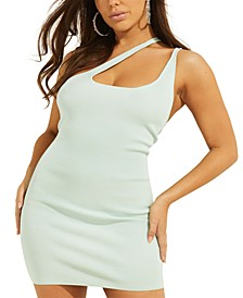 Micah Strappy Ribbed Dress