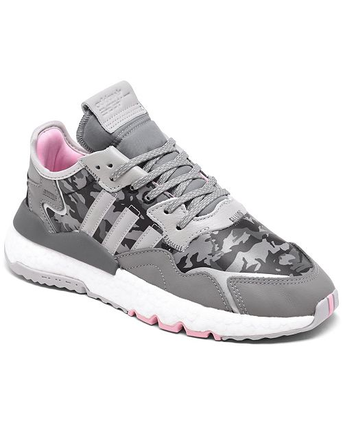 adidas Women's Nite Jogger Casual Sneakers from Finish Line