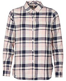 Hedley Plaid Cotton Shirt