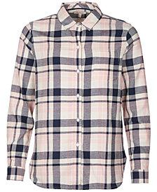 Barbour Hedley Plaid Cotton Shirt