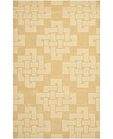 Knot MSR4950A Beige 8' x 10' Area Rug