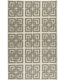 Vermont MSR2558A Ivory 8' x 10' Area Rug