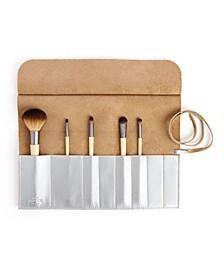 Makeup Brush Roll Organizer